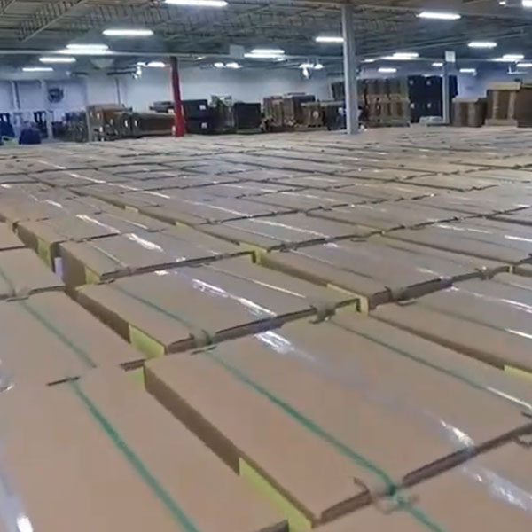 Complete Design and Packaging Facility