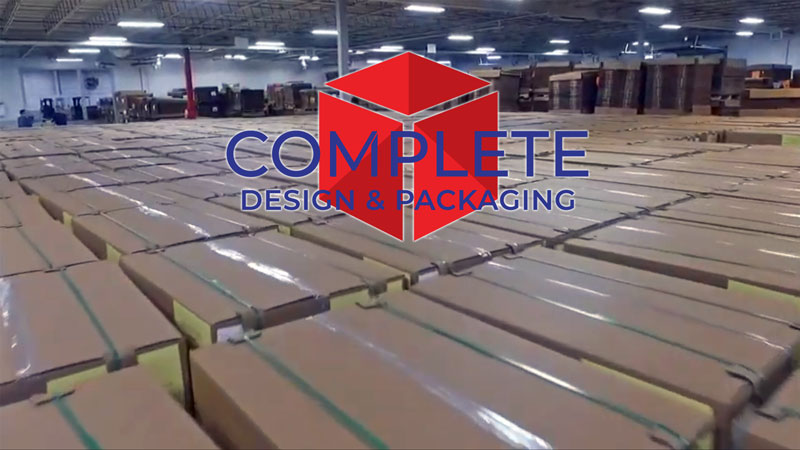 Complete Design & Packaging Video